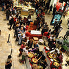 "Hundreds of shoppers wait in line for the pajama breakfast in from of Macy's at 6 a.m.<br /> Black Friday shoppers hit the stores by 5 a.m. at Flatiron Crossing in Broomfield.<br /> For a more photos of Black Friday, go to  <a href=""http://www.dailycamera.com"">http://www.dailycamera.com</a>.<br /> Cliff Grassmick / November 26, 2010"