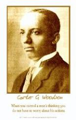 Black History Month at FASEB: Carter G. Woodson, founder of Negro History Week, which later became Black History Month.