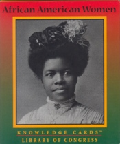 Black History Month at FASEB: African American Women Knowledge Cards