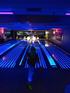 EYC - Black Light Bowling 2013