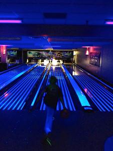 EYC - Black Light Bowling 2013