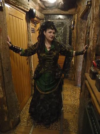 Blaenavon Steampunk Extraordinarium
