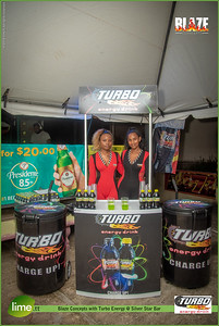 Blaze Concepts with Turbo Energy at Silver Star Bar.