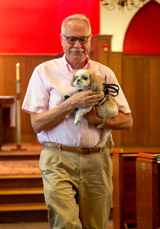 Blessing the Animals, October 7, 2018
