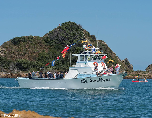 Blessing of the Boats, Island Bay, Wellington, 9 February 2020