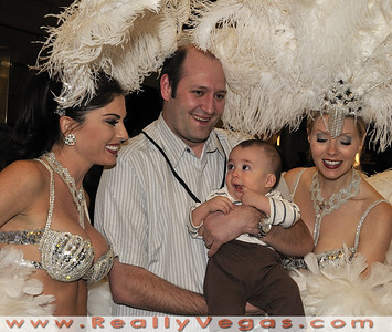 Buy print or download o World Market Center  in Las Vegas by Las Vegas photographer Mark Bowers Copyright All Rights Reserved.  Costume party by Swarovski crystals - Swarovski  supplied costumes. from Josephine Baker to Las Vegas Casinos.