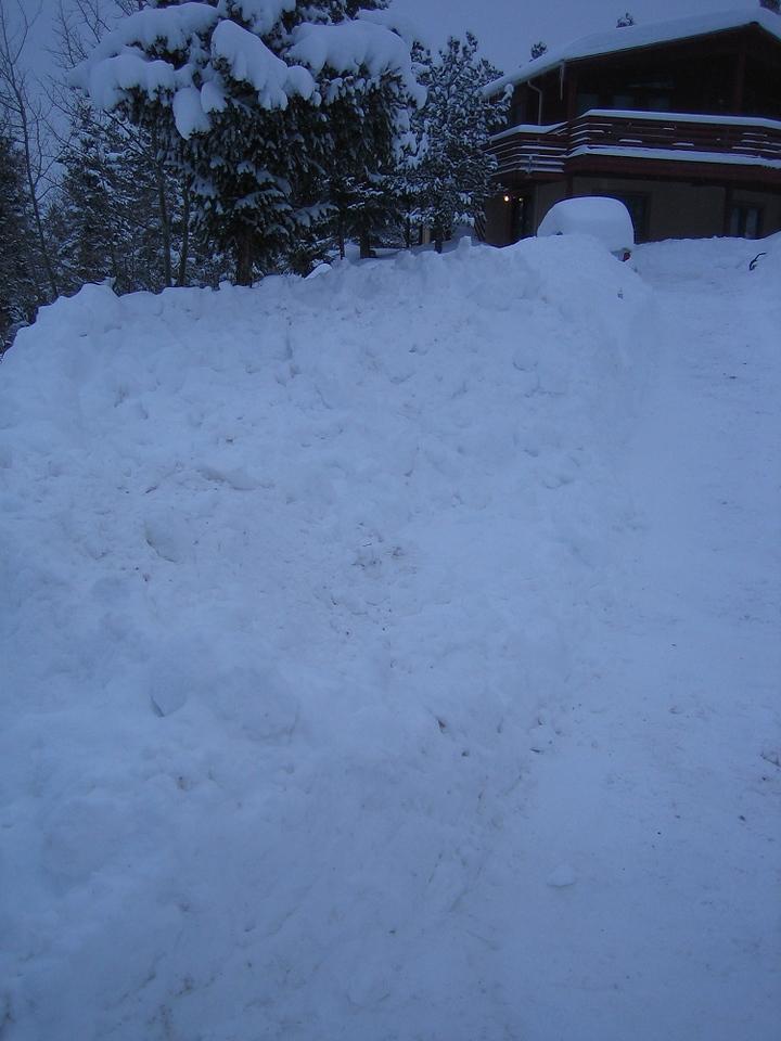 Apres Blizzard 2006 clean up