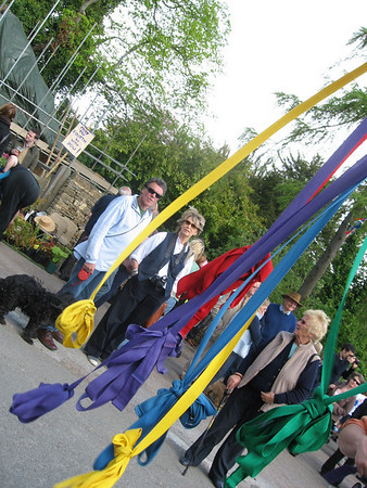 Blockley Mayday Celebrations 2009