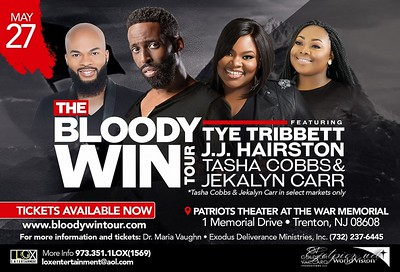 Bloody Winn Tour