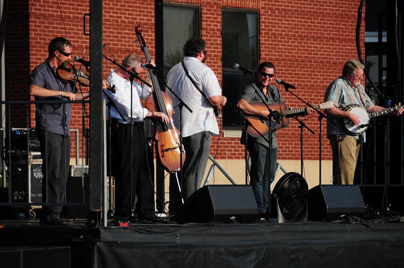 Balsam Range bluegrass band