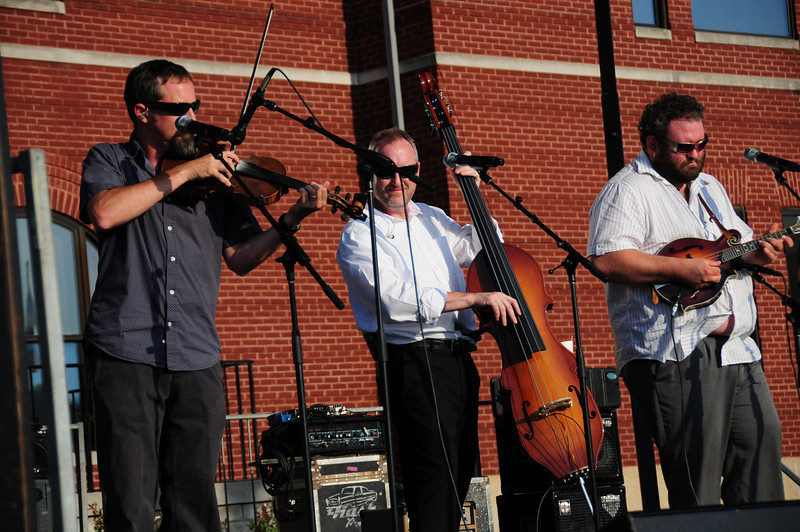Balsam Range bluegrass band