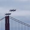 Golden Gate Bridge fly-over