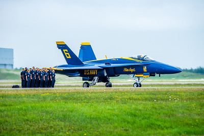 Blue Angels Duluth Air Show 2014