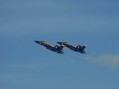 Blue Angels November 2005