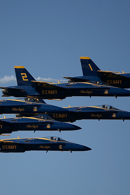 Blue Angels SF 2010