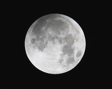 Blue Blood Super Moon Jan 31, 2018