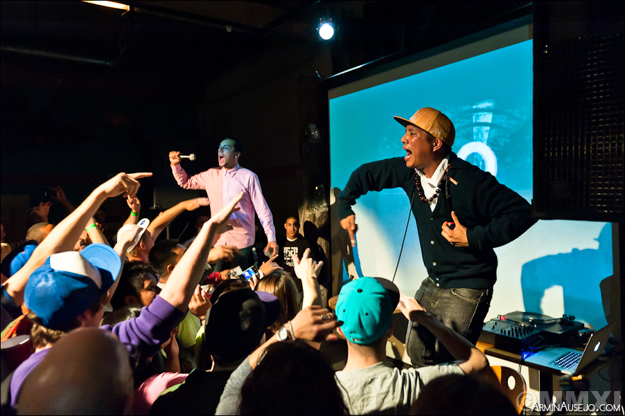 Blue Scholars Cinemetropolis Appreciation Party