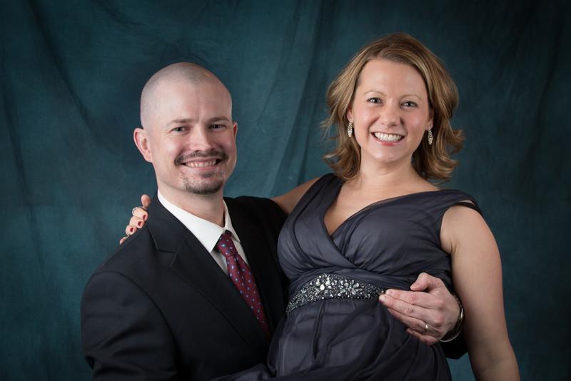 Tim and Jen Heggestuen