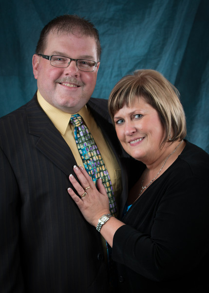 Brad and Angie Wurgler