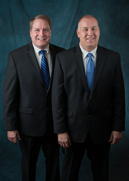 Dave Myhre and Timothy Toyen