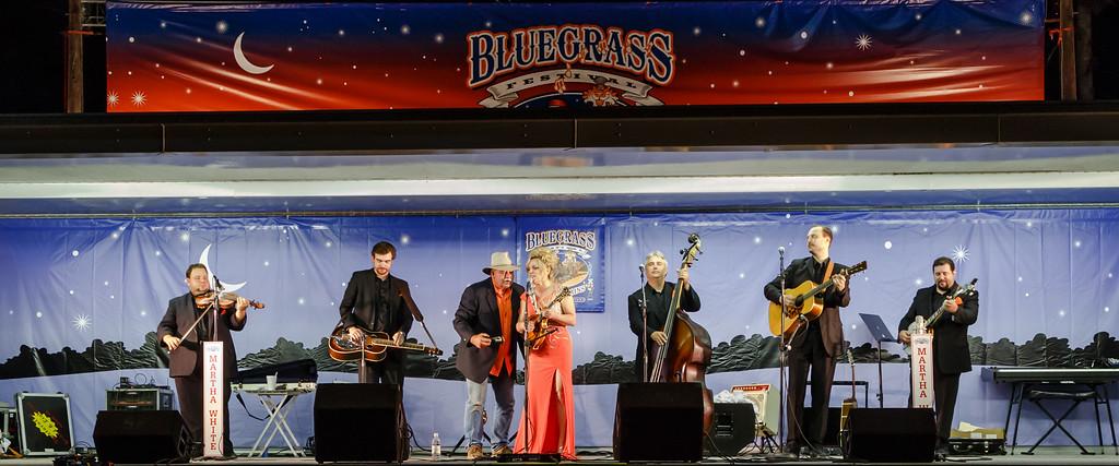 Bluegrass On The Plains 2015
