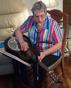 Bluegrass Jam Session. Video at: http://vimeo.com/114685965