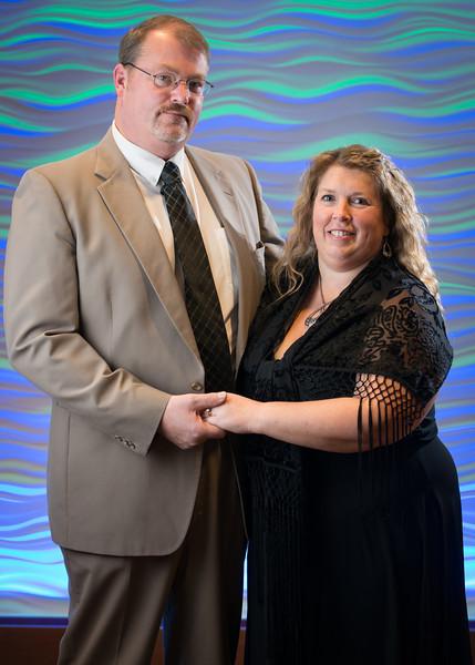 Myron and Jill Carlson