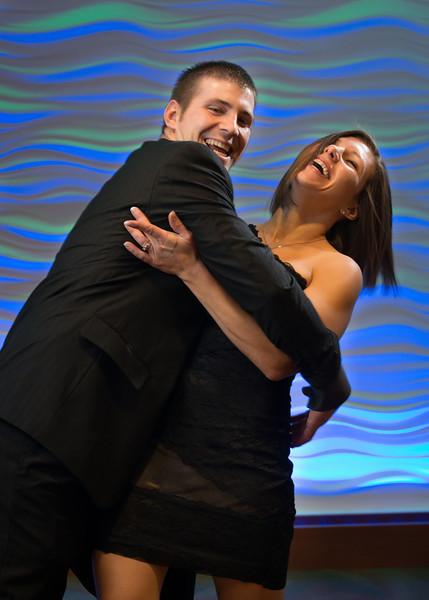 Jake and Tracy Hendrickx