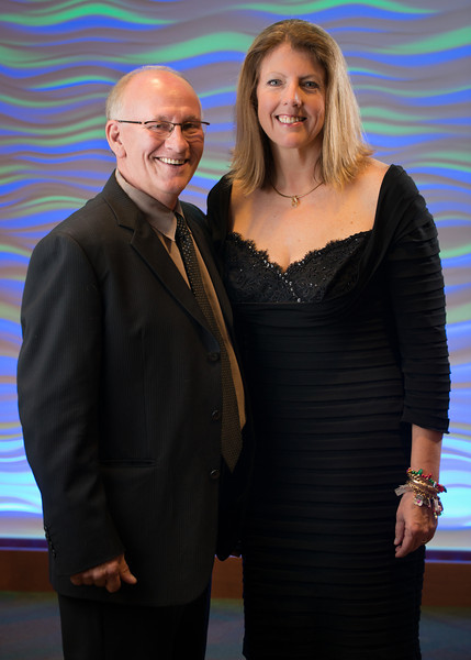 Randy Grover and Lisa Gunderson