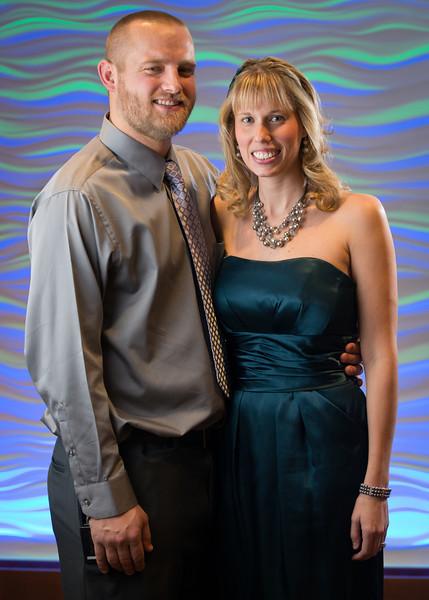 Andy Matzke and Brooke Hammann