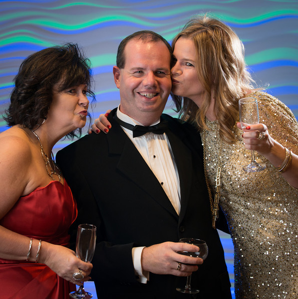 Lori Mattfield, Terry Pierce and Julie Baumgart