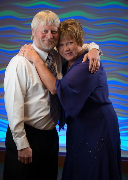 Kirk and Pat Sjolie