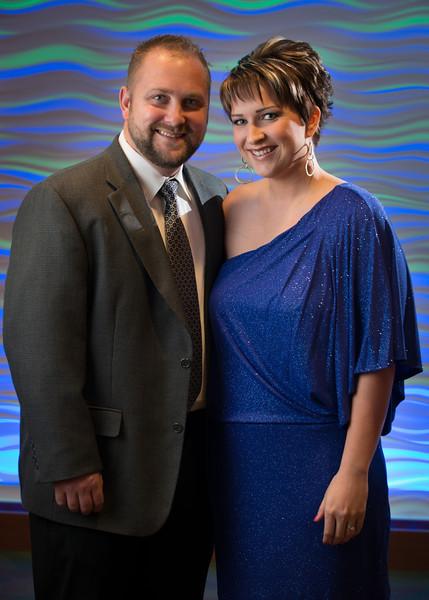 Nick and Justine Ostlie