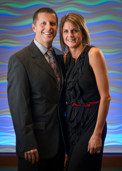 Tim and Penny Birkeland