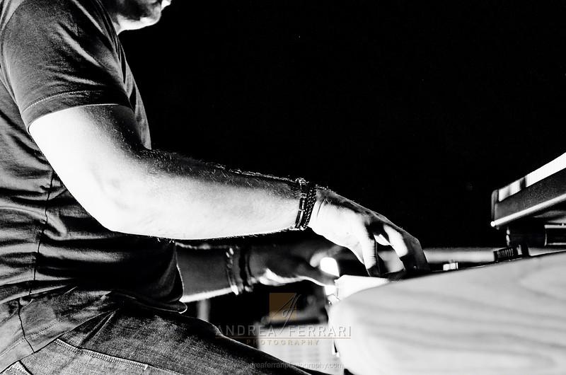 Modena blues festival 2017 - Blues Logic Unit - 18
