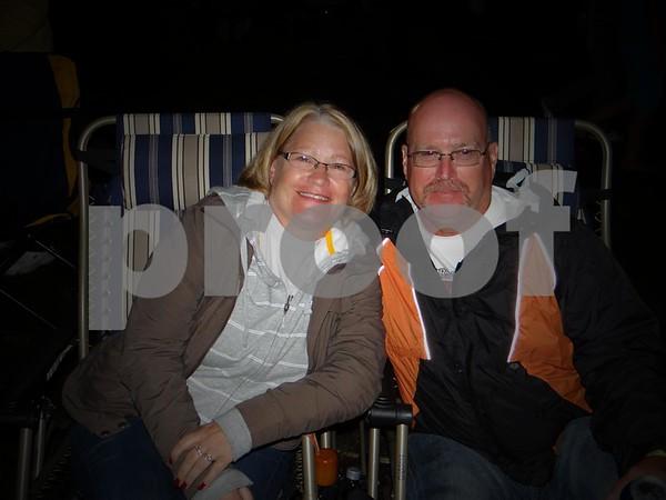 Paula and Bill Gibson