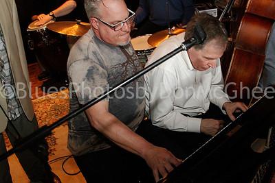 """Mr B"" Mark Braun, Bill Heid"