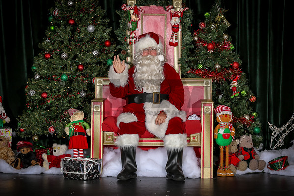 Bluffton Santa Photos 12-4-15