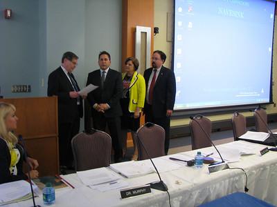 Board of Trustees Meeting, April 2013