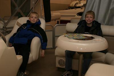 Madison Boat Show 1-30-2005