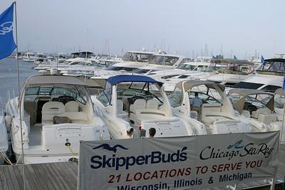 Racine In-Water Boat Show - 2003