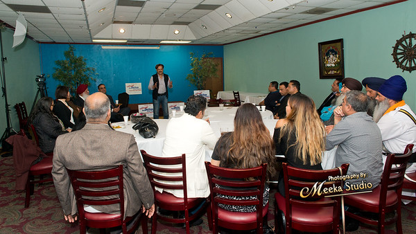 Bob Dhillon Campaign Meeting 2-8-2015
