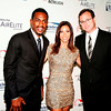 Bob Saget, Bill Bellamy & wife Kristen, at Cool Comedy Hot Cuisine benefiting Scleroderma Reasearch Foundation May 25, 2010 Four Seasons Beverly Wilshire Hotel
