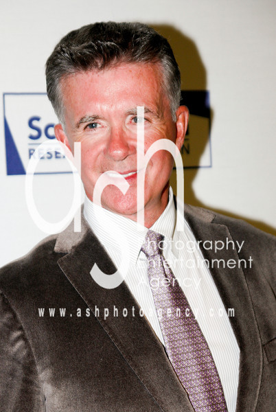 Alan Thicke at Cool Comedy Hot Cuisine benefiting Scleroderma Reasearch Foundation May 25, 2010 Four Seasons Beverly Wilshire Hotel