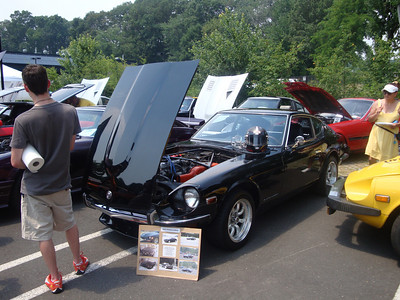 Bob Sharp 2008 CT Z Show