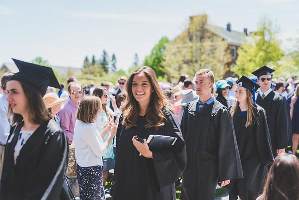 Bobbi Graduates!