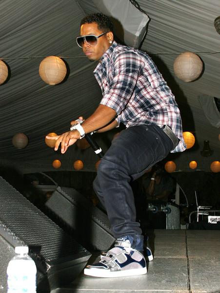 Bobby V Live @ ATL Live on the park Atlanta, GA