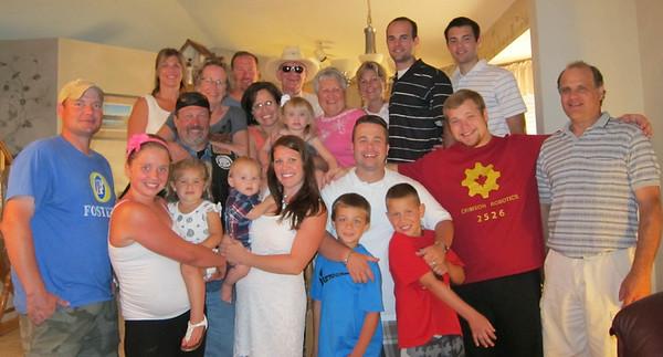 Bob's 75th Birthday Party