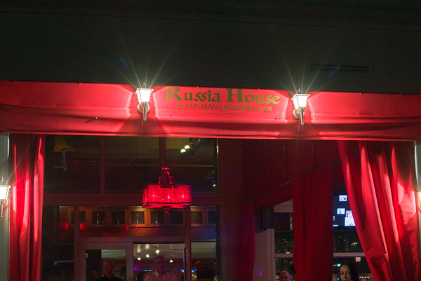 Russia House Restaurant and Vodka Bar