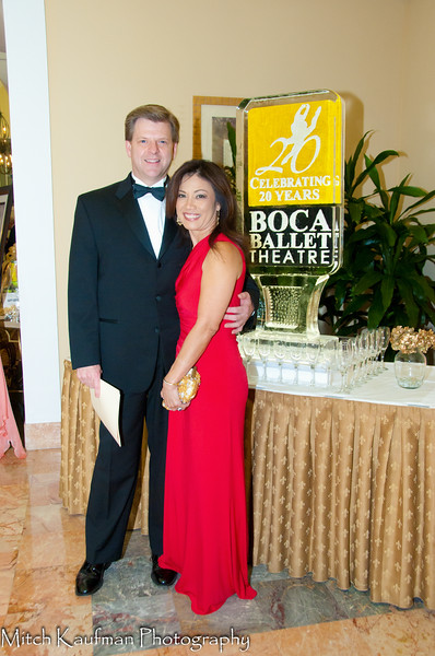 Michelle Chin & John Keever